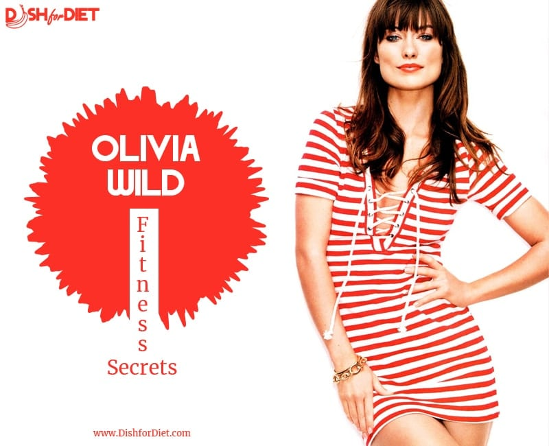 Secretos de fitness de Olivia Wilde